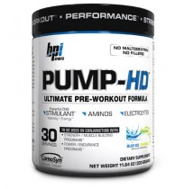 Pump-HD Pre Workout