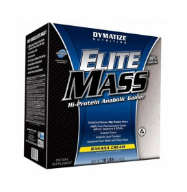 Elite Mass Gainer 10lbs (4.5kg)