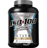 Iso 100 2.3kg Whey Protein Cao Cấp
