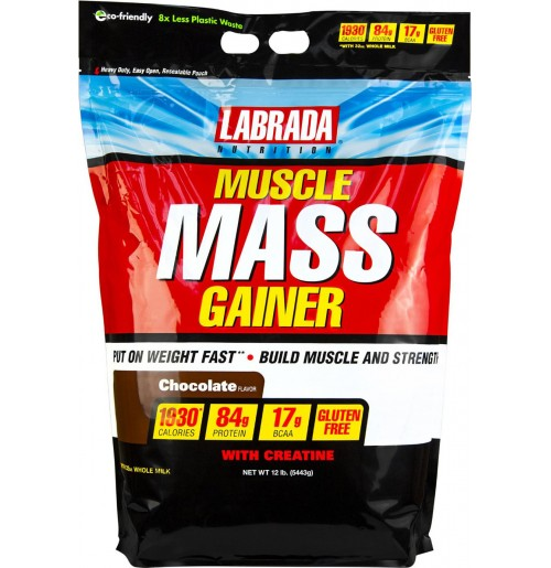 Muscle Mass Gainer 12lb (5.5 kg)