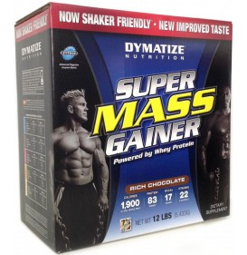 Super Mass Gainer 12lb (5.5kg)